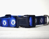 Dog Collar -Chelsea -  50% Profits to Dog Rescue