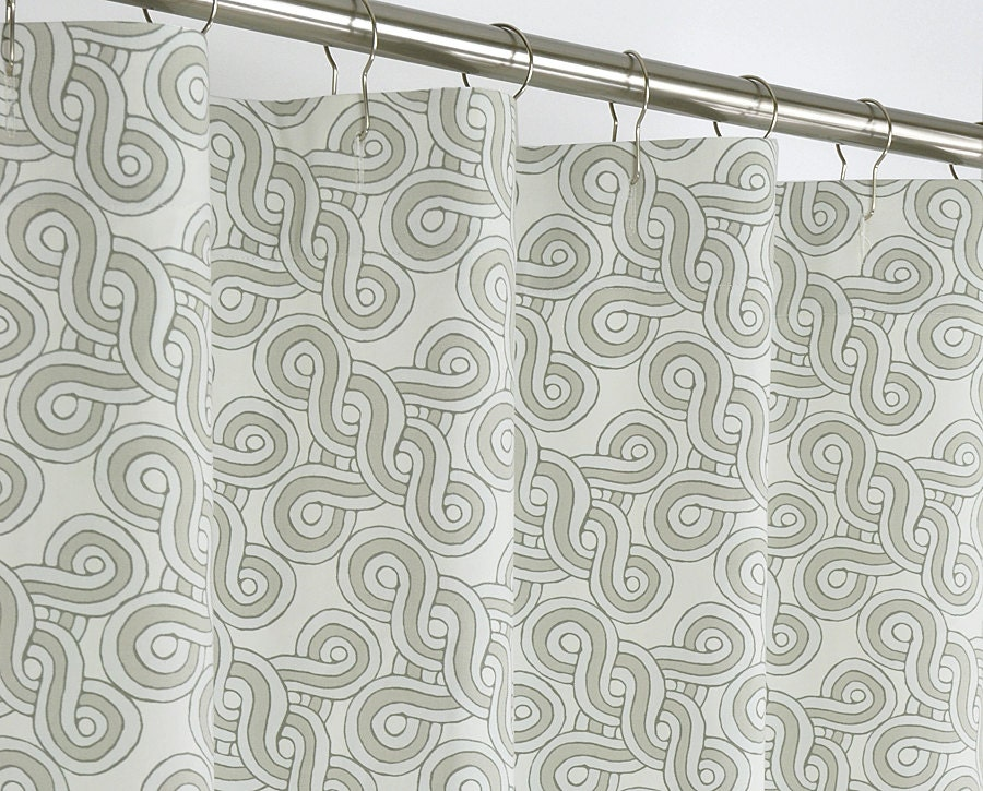 54 Wide Stall Shower Curtain 54 Wide X 78 Beige By Pondlilly