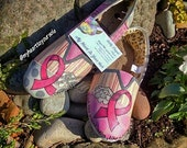 Breast Cancer Awareness lookalike toms