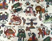 Zodiac Fabric YARD