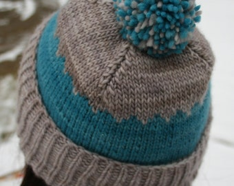 Hat - KNITTING pattern