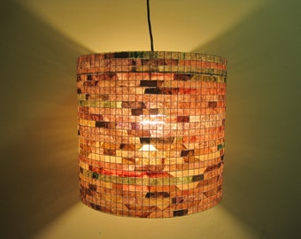 Coffee Filter Art Chandelier Pendant Light Lighting Lampada - Shipping Worldwide