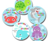 WELCOME to the SEA Personalized stickers for Teachers
