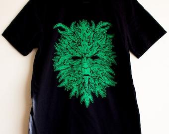 The Green Man T-shirt