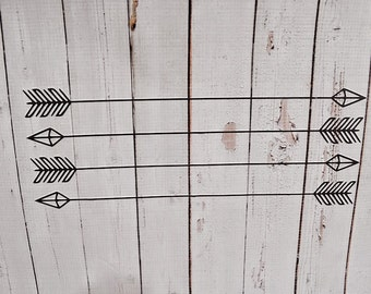 Arrows Vinyl Wall Decals