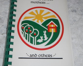 Cooking With Country School Mothers and Others Book II  Vintage Cookbook