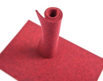 3mm 100% Merino Wool Felt  7'' x 11'' ( 20x30cm) Color 9