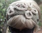 Cotton Knitted Headband Ear Warmers