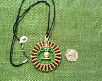 Electromagnet coil pendant
