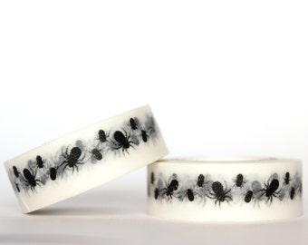 Spiders Washi Tape
