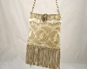 Vintage Lace Wedding Handbag 8547
