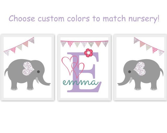 fr listing  pepiniere de theme elephant banderoles