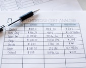 2016 Printable Homestead Management Planner