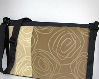 Padded Laptop Bag, Crossbody Bag, iPad Purse ,Shoulder Bag, Handbag