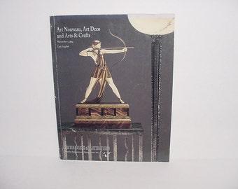 1994 Butterfield Auction Catalog Art Nouveau Art Deco Arts & Crafts Fine Silver