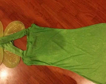 toddler costume...tinkerbell