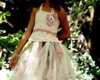 Vintage lace dress for weddings,flower girls,photo prop,vintage photography, uniors bridesmaid dress