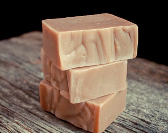 Gingerbread Soap, Handcrafted Soap, Vegan Soap, Cold Process