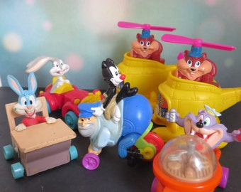 Vintage looney tunes toy vintage tiny toons toys for 90s house tunes
