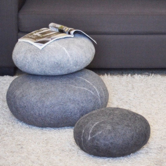 Floor cushions Pouf Floor pillows gift for men gifts