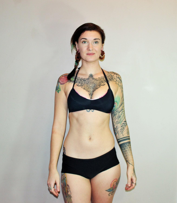 Scoop Halter Bikini Top Il Fullxfull Jk