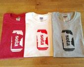 Sota can t-shirt