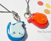 Fire Buddies- Friend charms