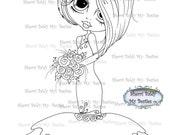 INSTANT DOWNLOAD Digi Stamps Big Eye Big Head Dolls Digi Blakely Ann I do By Sherri Baldy