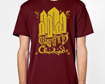 Cleveland Swords Short Sleeve Shirt