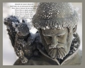 St. Francis of Assisi Prayer Photo