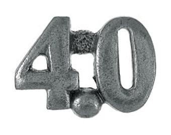 4.0 Lapel Pin - CC465