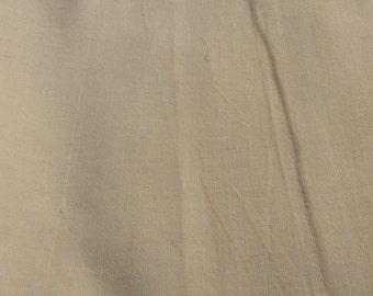 Khadi Cotton Cloth Fabric Sacred Indian Hand Woven Hand Spun Mahatma Gandhi Eco Friendly From Vrindavan