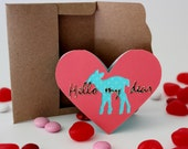 SVG: 2 Valentine Card designs and Envelope- vector file for use with Silhouette Studio Designer and Cricut Design Studio