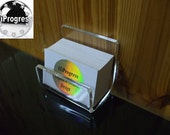 Office Table Business Cards, Notes, Chits and Papers Holder Stand