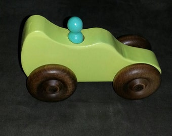 Handmade Small wooden car
