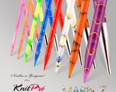 The KnitPro MarblZ Interchangeable Needles Designer Set - only 79.90 USD - the perfect gift