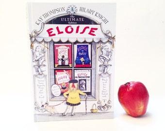 Eloise Book Tablet Cover Case-  (iPad / iPad Air / Kindle Fire 8.9 / Nexus 10 / Samsung 10.1 / Hardcover / Book)