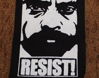Zapata Resist Patch