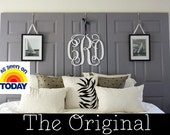 Large Wooden Monogram-Monogram your Bedroom