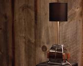 Vintage Toaster Lamp