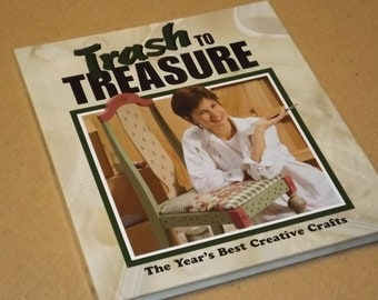 Craft Book - Trash to Treasure