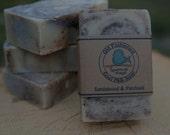 Sandalwood & Patchouli Goat Milk Soap