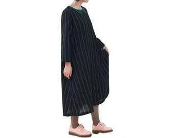 Woman Dress Wool Dress Vintage Dress Day dress Pastel Dress