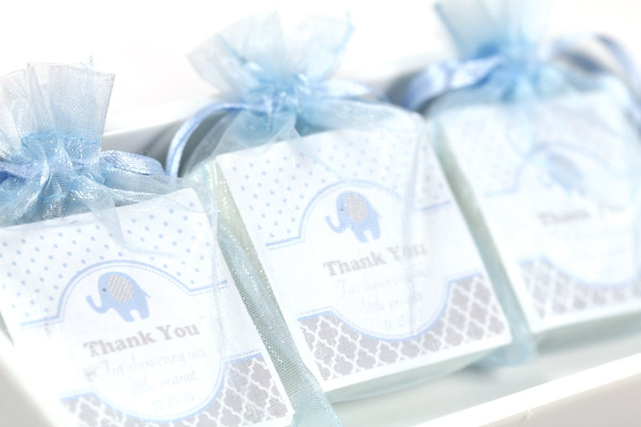 baby shower soap favors elephant shower favors baby by tubtime