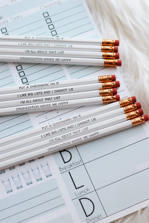 Pencil Set (3 Pack)