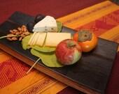 Wine Stave Serving Platter