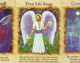 Angel Therapy Channeled Oracle Reading - PDF Document