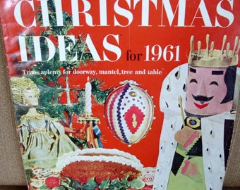 Better Homes and Gardens Christmas Ideas for 1961