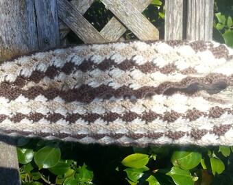 Autumn Dreams Infinity Scarf Pattern - crochet