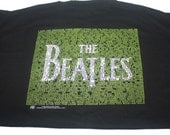 1995 Limited Edition The Beatles Collectible T-Shirt, X-Large, Antique Alchemy